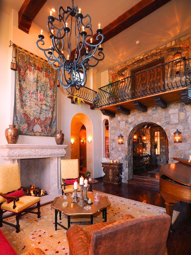 Tips and examples for  Interior Spanish style in stylish home,Interior Spanish style,Spanish style,design Interior Spanish style,ideas for  Spanish style, Walls in Spanish style,furniture for Spanish style Interior