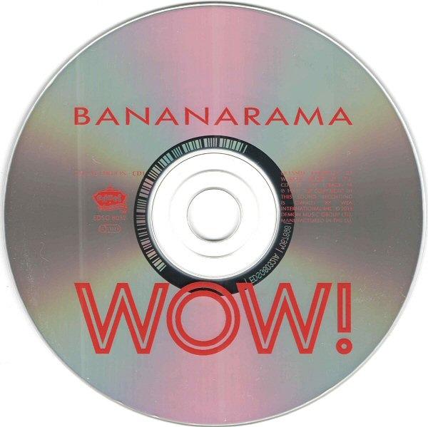 Bananarama wow remastered Deluxeedition 2013