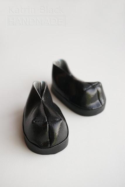"Мастер-класс ""Шьём Миньона"". Перчатки и ботинки"