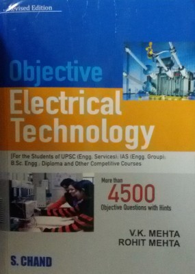 Objective Electrical Technology (English) revised edition ...
