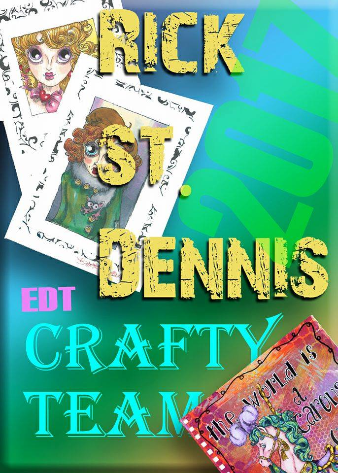 Rick St Dennis Crafty EDT
