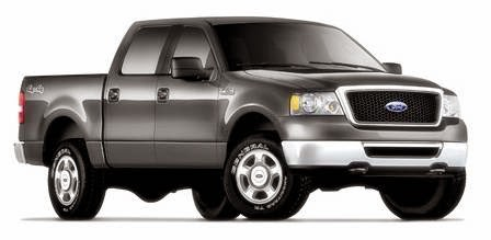 2005 Ford F150 XLT Triton Towing Capacity