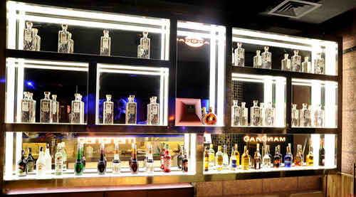 Đẳng cấp và sang trọng tại nhà hàng Lounge Gangnam, địa điểm ăn uống