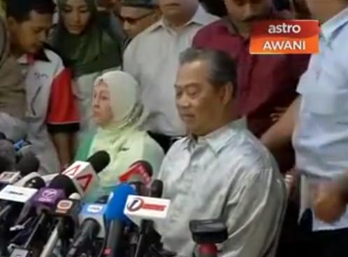 VIDEO sidang media penuh Tan Sri Muhyiddin, bekas TPM yang ...
