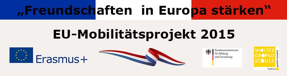Freundschaften in Europa stärken