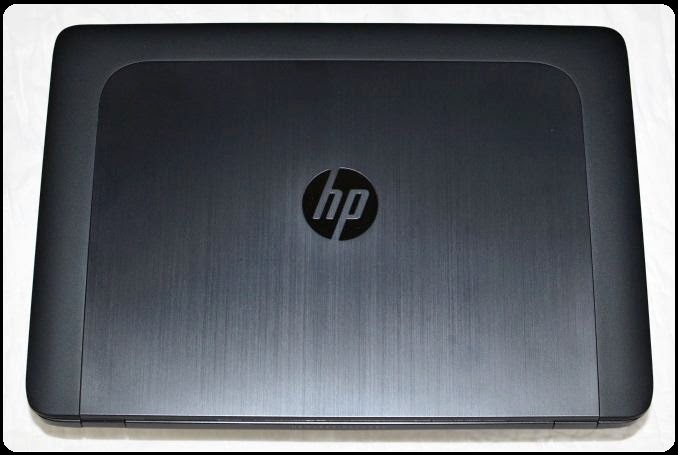 Ultrabook HP ZBook 14 Dengan GPU Diskrit