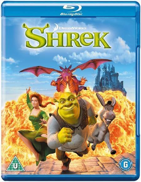 ดูการ์ตูน Shrek 1 เชร็ค ภาค 1