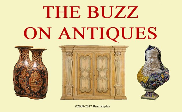 The Buzz on Antiques
