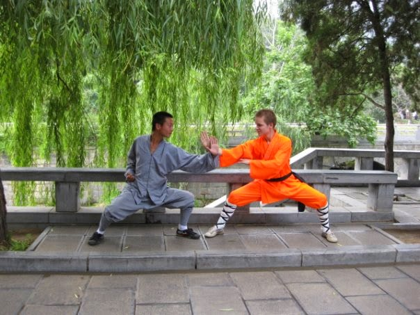 Is a fighting competition at the Shaolin Temple a good thing?