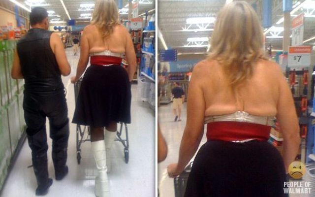 The Craziest And Funny People Just Love Shopping Walmart