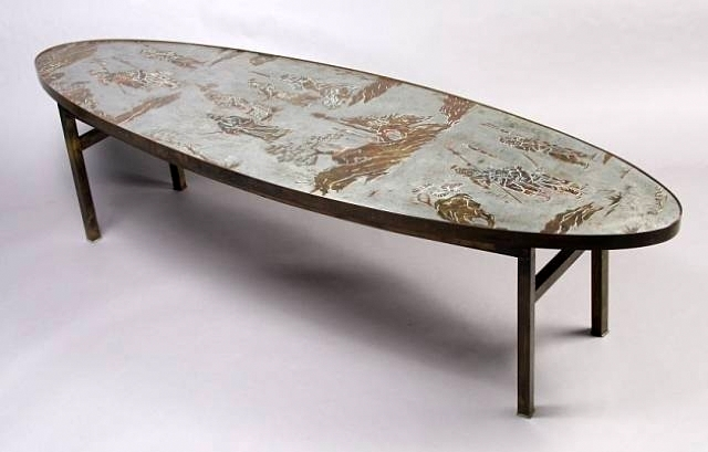 Surfboard Shaped Coffee Table Artnet.com