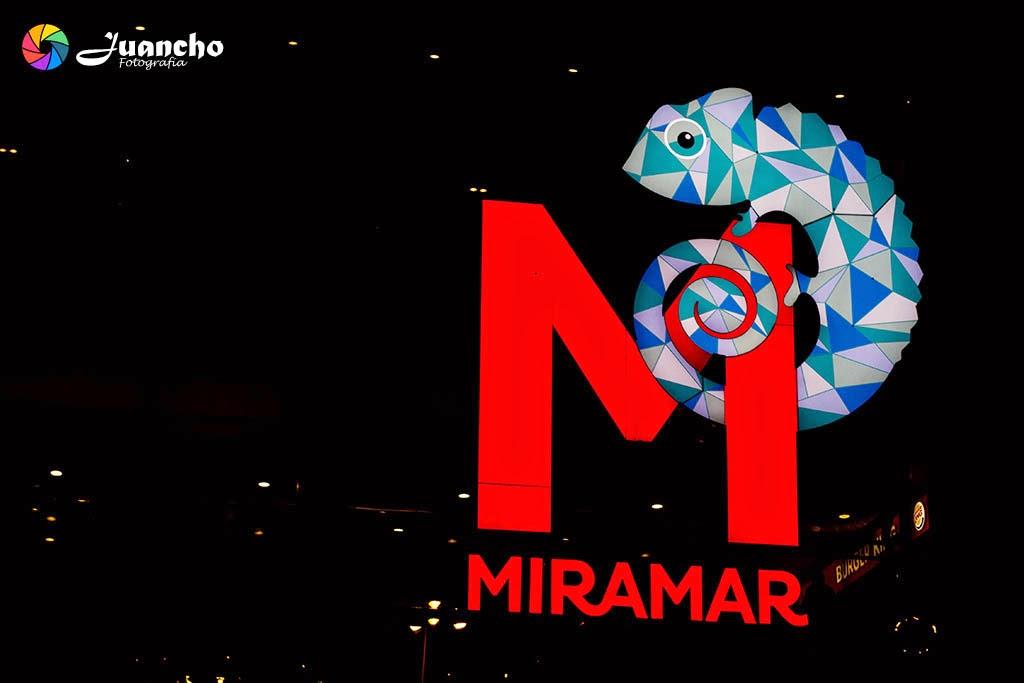Fachada CC Miramar