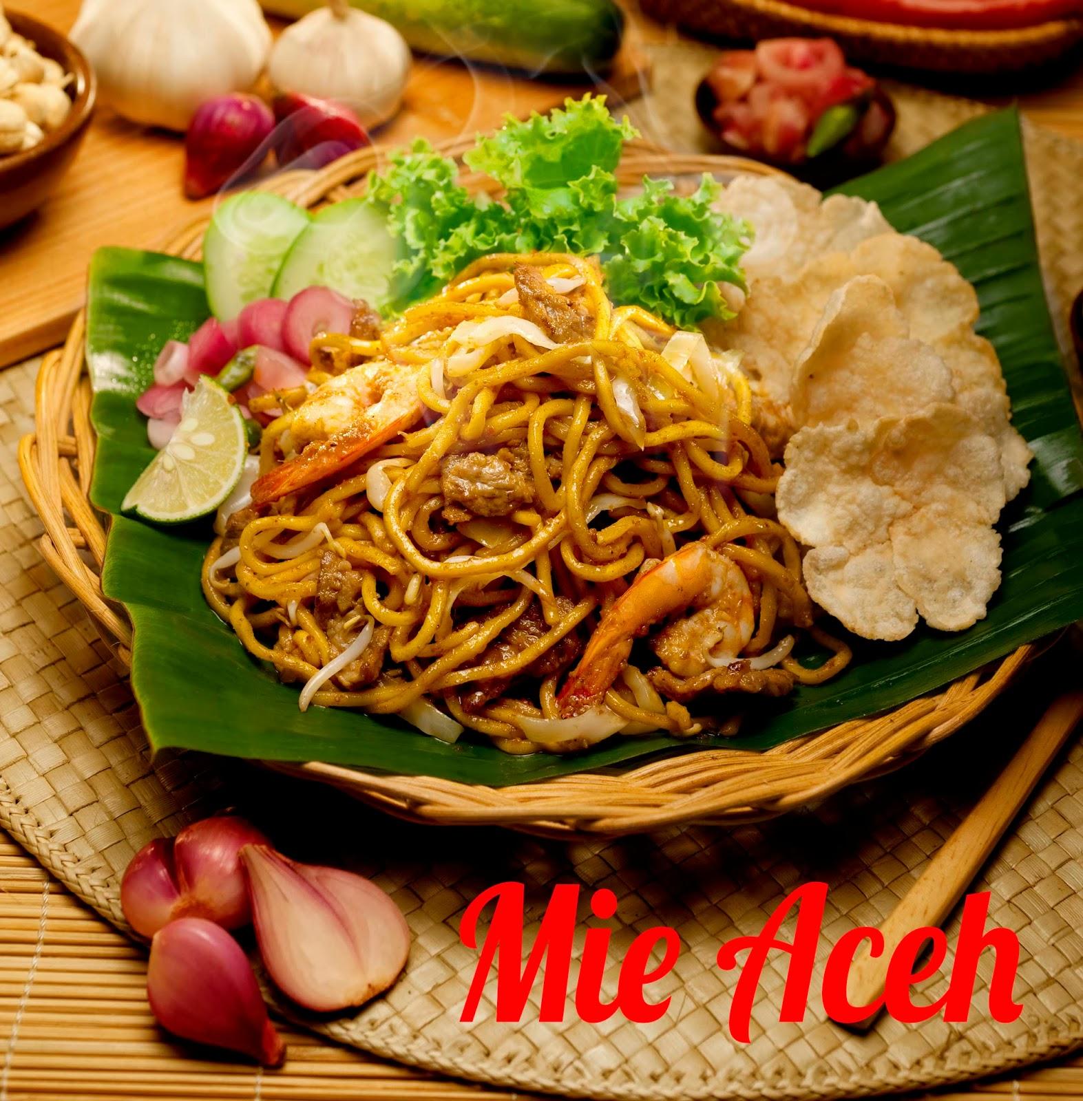 Cara Memasak Membuat Mie Aceh