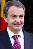 Imagen de José Luis Rodríguez Zapatero extraída de la Wikipedia