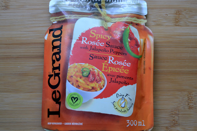 Maison Le Grand Rosee Sauce