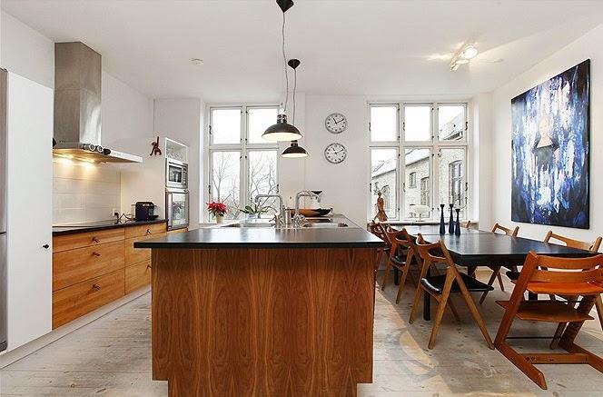 Gallart grupo el blog suelos y puertas de madera en - Suelos de madera para cocinas ...