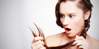 Tips Agar Rambut Tidak Bercabang