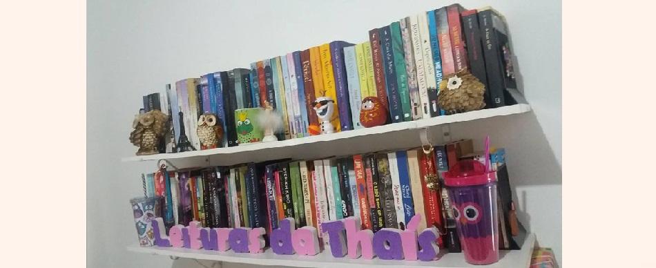 Leituras da Thaís
