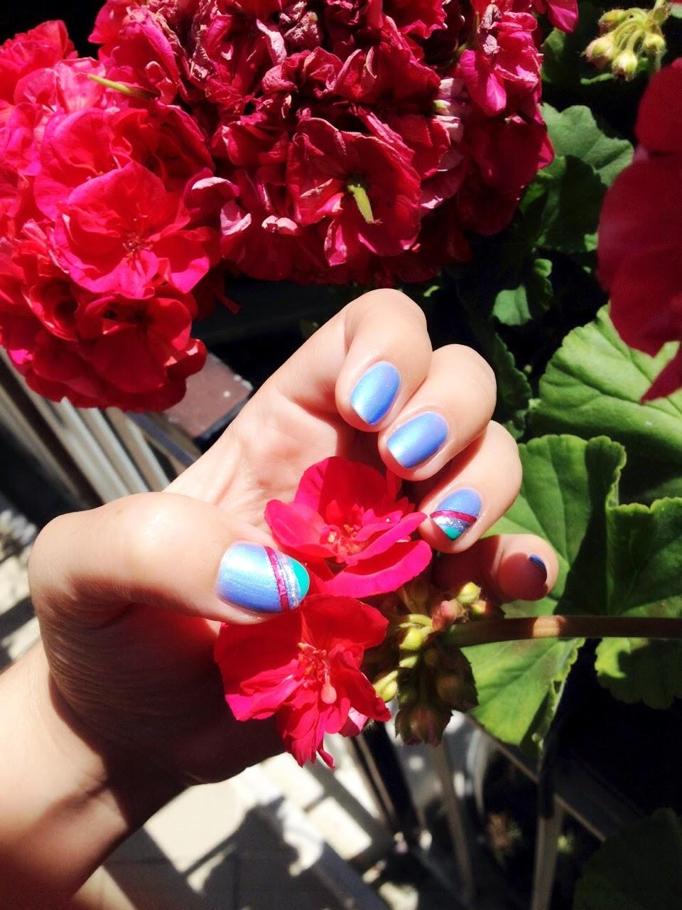 Mondiali nail art