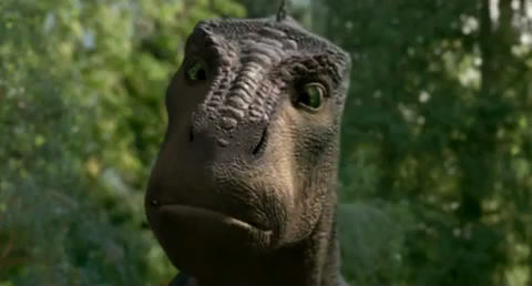 Aladar Dinosaur 2000 animatedfilmreviews.blogspot.com