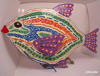 My Metal Fish Art