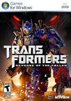 Cover Transformers: Revenge of the Fallen | www.wizyuloverz.com
