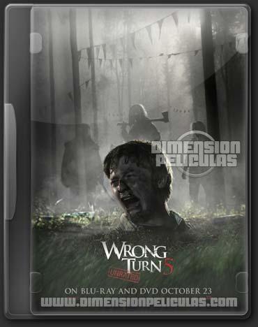 Wrong Turn 5 (DVDRip Español Latino) (2012)