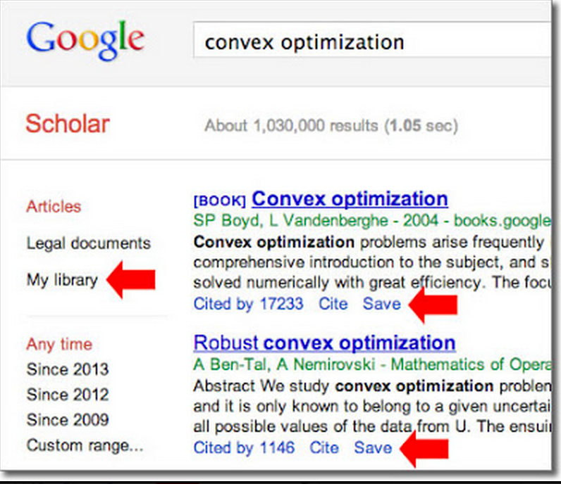 This Is How to Create A Library in Google Scholar