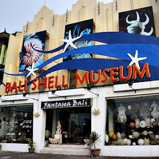 Shell Museum Bali indonesia Famous