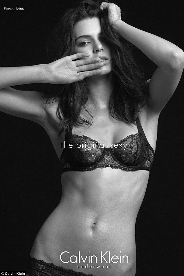 Kendall-Jenner-in-Calvin-Klein-Lingerie-Campaign