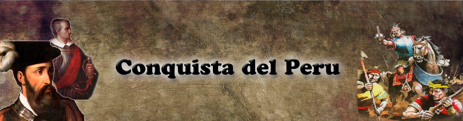Conquista del Peru