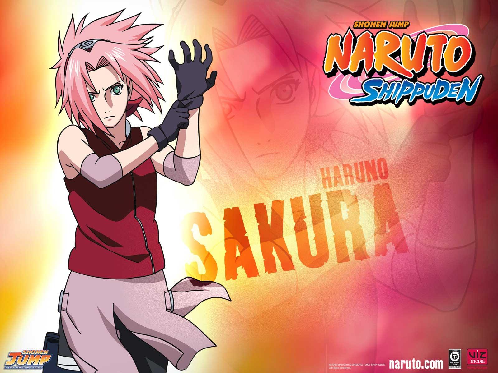 Naruto Shippuden - Haruno Sakura