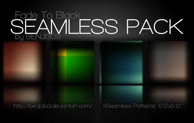 Seamless – Fade To Black