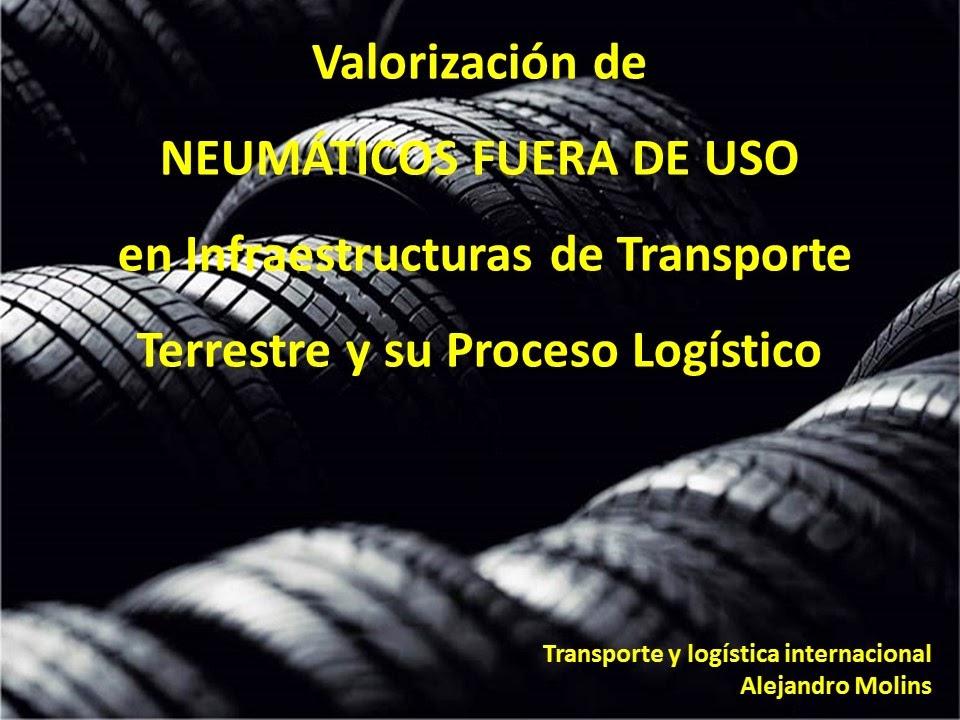 Magallanes gesti n de neum ticos fuera de uso for Neumaticos fuera de uso