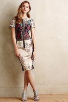 Model baju brokat wanita desain terbaru