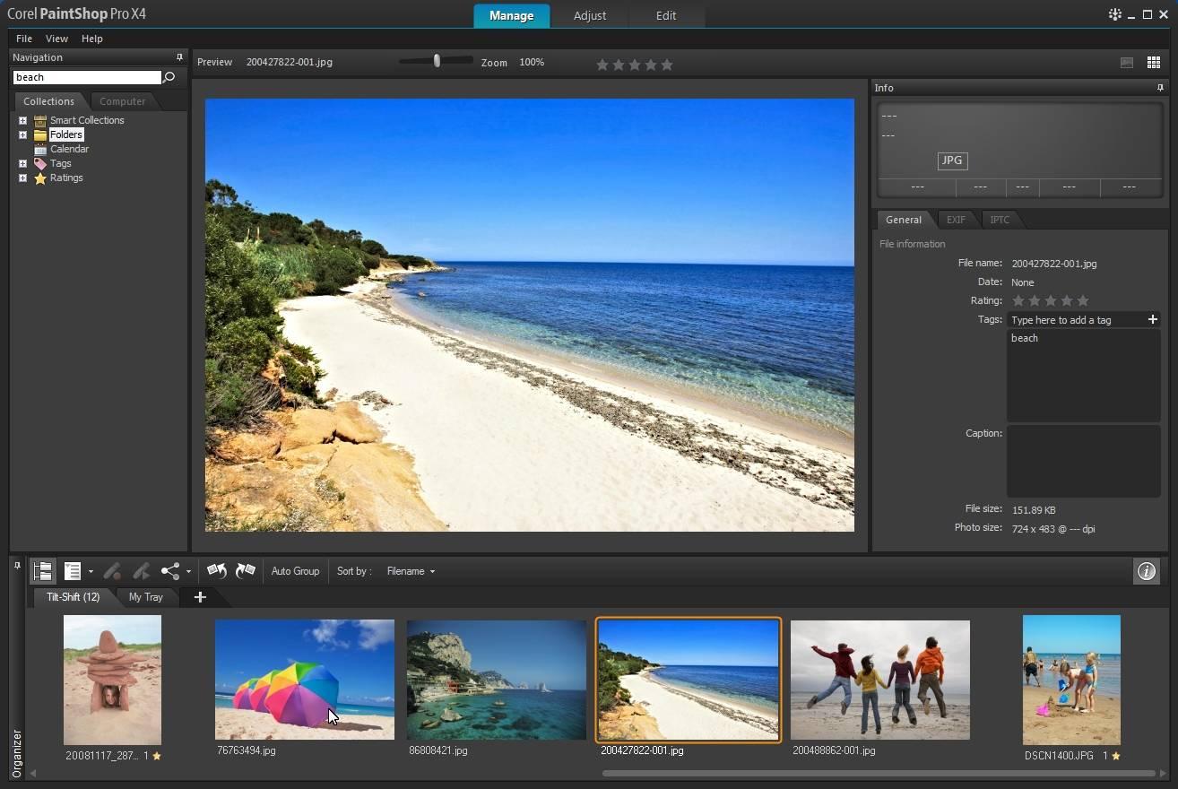 Free software mac osx pc win corel paintshop pro x4 for Free photo paint