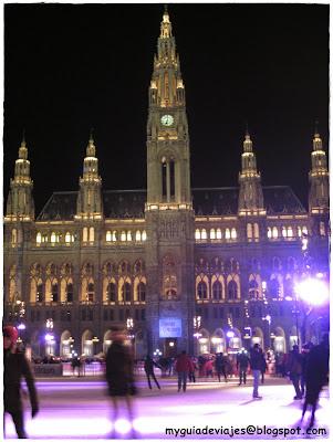 Ayuntamiento de viena o Rathaus