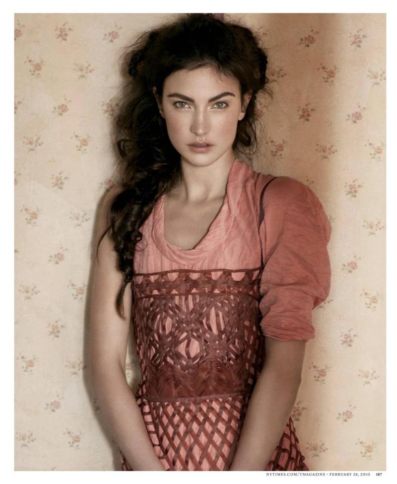 Dress Me: Models: Jacquelyn Jablonski
