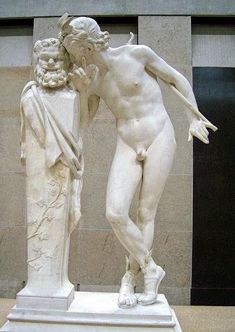 Hermes y Dionisos