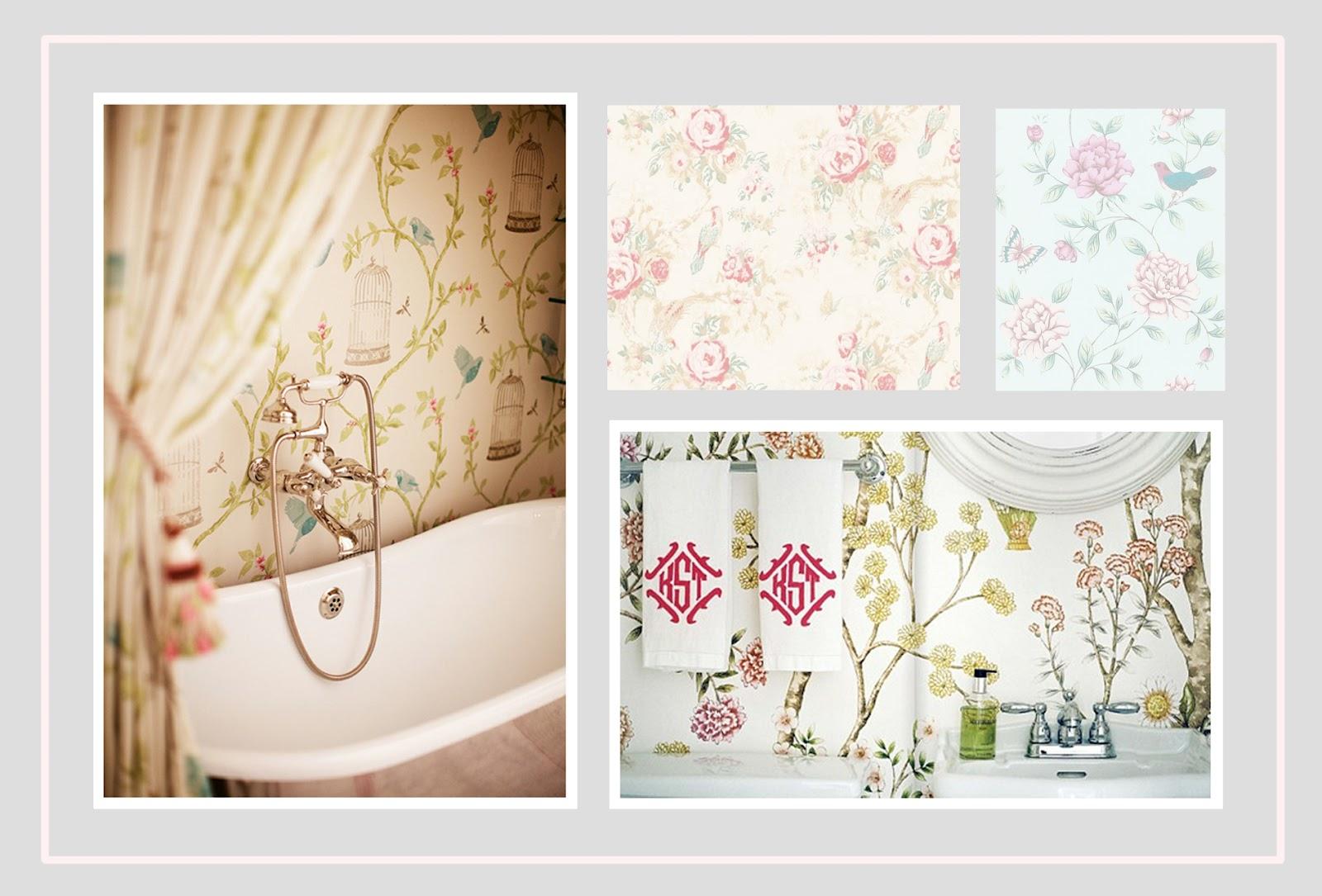 the pink doormat: marie antoinette inspired bathroom