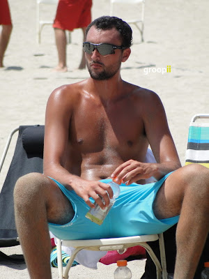 Antonio Ciarelli Shirtless at the NVL Malibu 2011