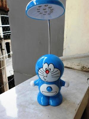 Lampu Belajar Doraemon