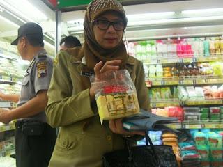 Masih Ditemukan Produk Makanan Kadaluarsa Di Kota Pekalongan
