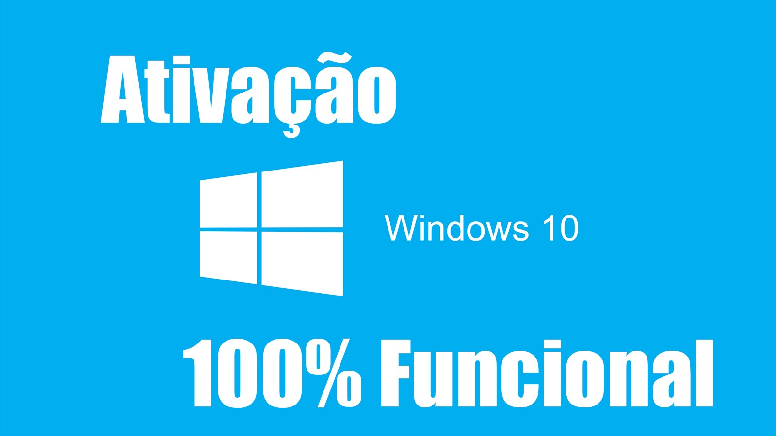 Download Ativador Windows 10 Pro x86/x64 PT-BR Ativador
