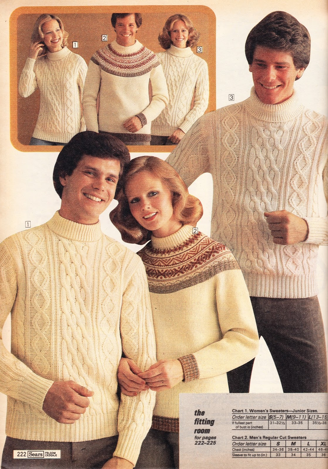 not only is christmas time is couples time must mean its sweater time as well