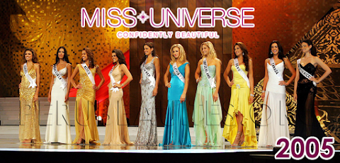 Miss Universe 2005  (Video Full Show)