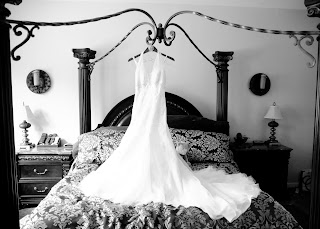 bride personalized hanger for wedding day