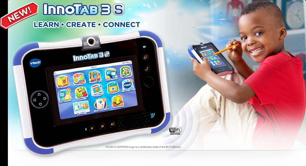 new VTech InnoTab 3S