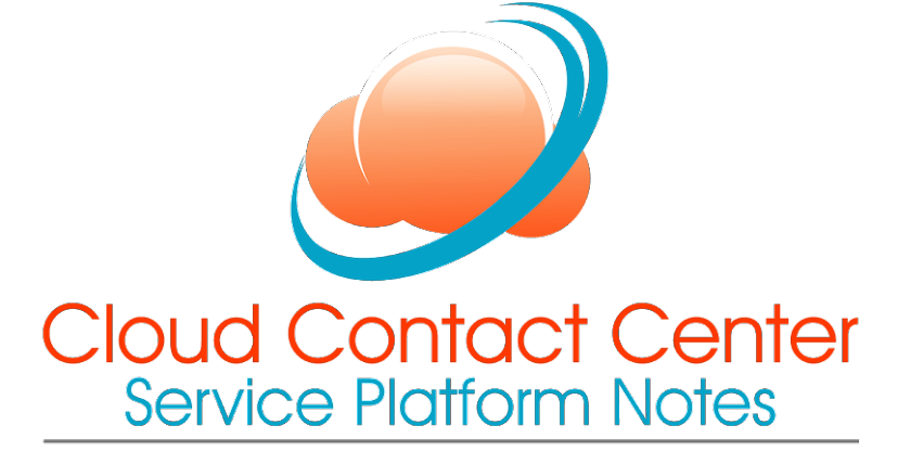 Cloud Contact Center Service Platform Notes - Indosoft