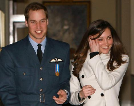 kate middleton university catwalk prince william wife. The Prince#39;s